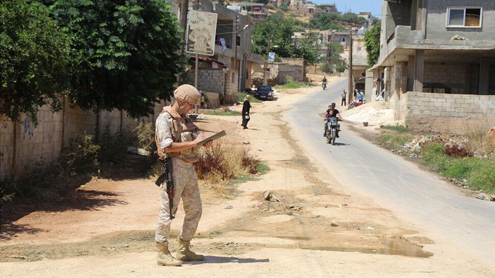 Rosjanie rozpoczęli patrole w północnej Syrii