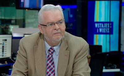 Rychard: wypowiedź prezydenta stanowi większe wyzwanie dla obozu rządzącego niż dla Banasia