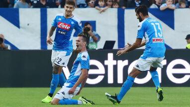 Zabójcza precyzja Milika. Znów strzelił, ale Napoli nie wygrało
