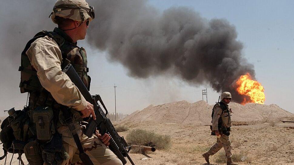 """""""Ograniczona obecność"""". USA chcą chronić pola naftowe przed dżihadystami"""