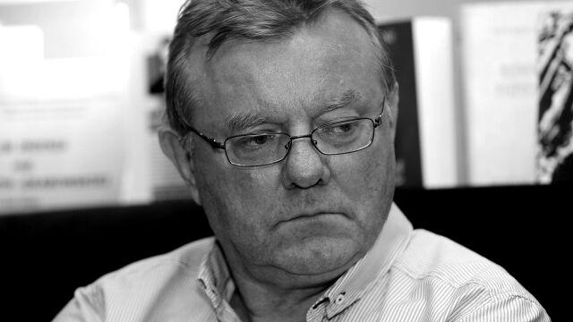 Nie żyje profesor Waldemar J. Dziak
