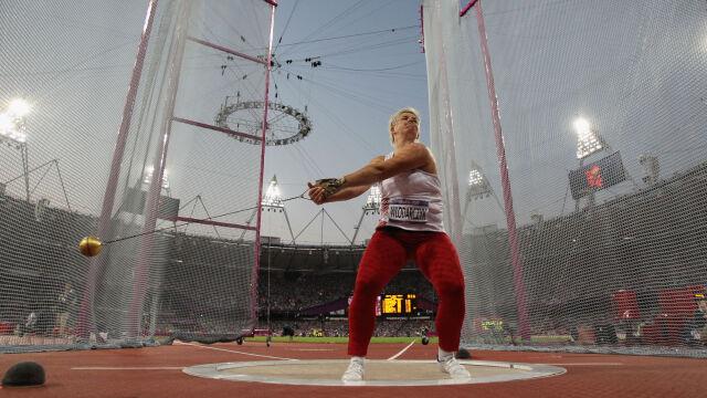 Olimpijski medal siedem lat po igrzyskach. Anita Włodarczyk wreszcie ze złotem