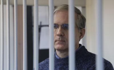 Przedłużono areszt Paula Whelana. Amerykanin jest oskarżany w Rosji o szpiegostwo