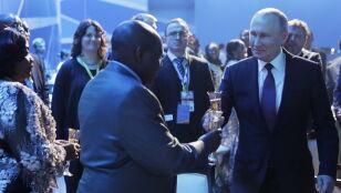 """Rosja widzi szansę zwiększenia wpływów. """"Kontynent coraz większych możliwości"""""""