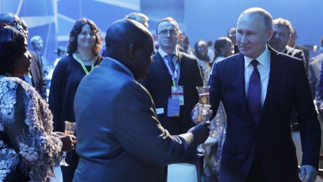Rosja widzi szansę zwiększenia wpływów.
