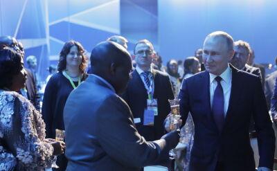 W Soczi rozpoczął się szczyt Rosja-Afryka