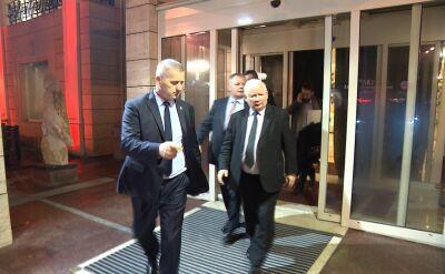 Negocjacje w PiS w sprawie stanowisk w rządzie