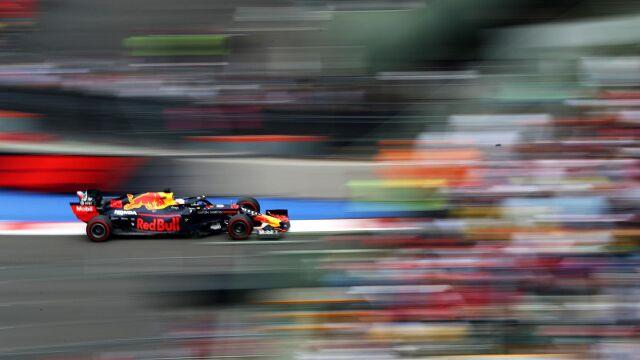 Krótka radość Verstappena. Holender na własne życzenie stracił pole position