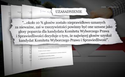 Głosy nieważne w wyborach. Polacy wielokrotnie nie wskazywali żadnego kandydata