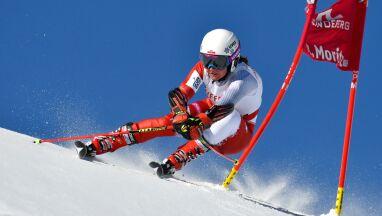 Polska alpejka powoli wraca do treningów.
