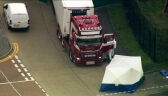 Zwłoki 39 osób odkryto w ciężarówce