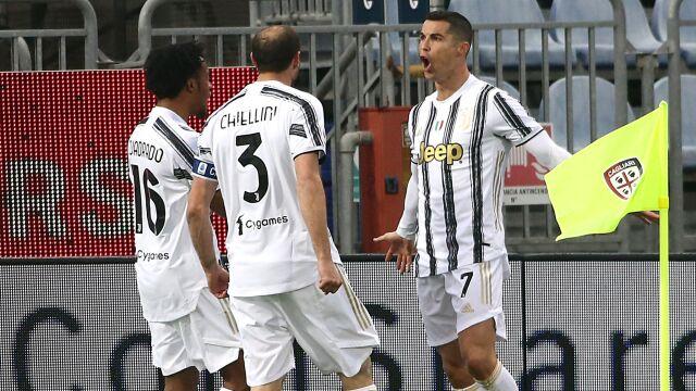 Pół godziny i po sprawie. Ronaldo szybko uciszył krytyków