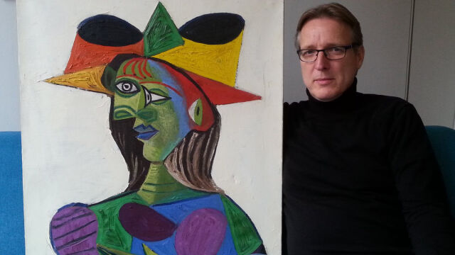 Holenderski detektyw odnalazł obraz Picassa wart 25 mln euro