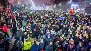 Prezydent Rumunii zapowiada referendum.