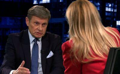 Leszek Balcerowicz o wezwaniu prokuratury do przeprosin