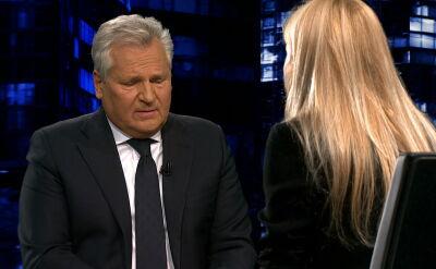 Kwaśniewski o Grzegorzu Miecugowie: Straciliśmy twórcę medialnego. Odszedł za młodo