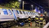 Wykolejenie pociągu na Pomorzu. 28 poszkodowanych