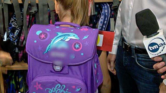 5af30f5b8690f Jak wybierać plecak szkolny  - oglądaj wideo TVN24