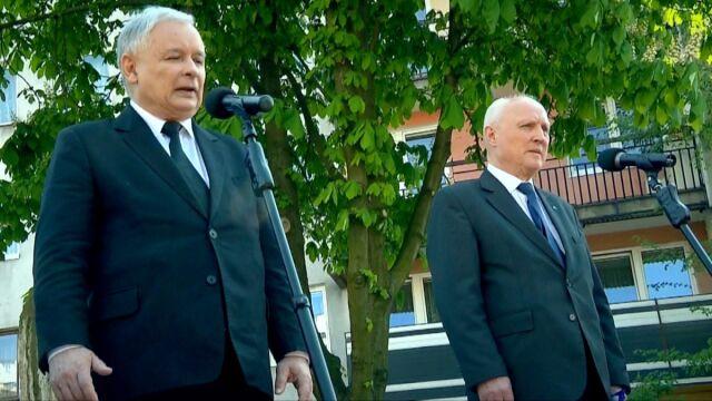 Członek PZPR, wierny przyjaciel Kaczyńskiego. Teraz dostał Orlen