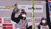 Stoch odebrał Złotego Orła za triumf w Turnieju Czterech Skoczni