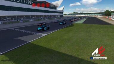 Polak bezkonkurencyjny. Wygrał Audi Eurosport eRacing