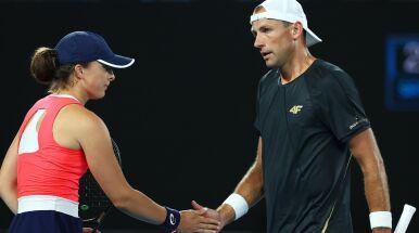 Plan transmisji 6. dnia Australian Open. Świątek i Kubot walczą w mikście