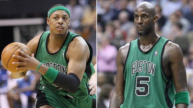Wielki transfer, koniec Celtics. Dwie supergwiazdy oddane