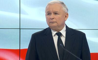 """""""Ukraina stanęła dziś na rozdrożu"""". Kaczyński jedzie do Kijowa"""
