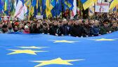Dzień po starciach w Kijowie
