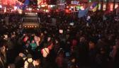 Tłum na Majdanie nie maleje