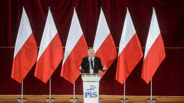 Kaczyński: mamy rebelię