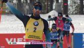 Fourcade wygrał ostatni bieg Pucharu Świata w sezonie 2019/2020