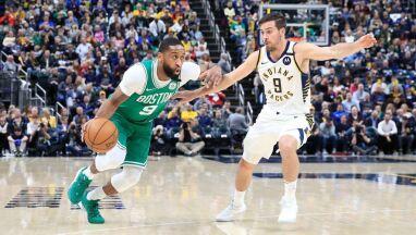 Boston Celtics kolejnym zespołem z awansem do play-off