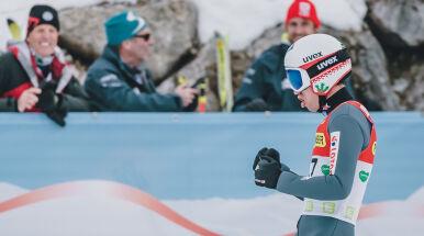 Stoch wyciągnął wnioski i wygrał wojnę nerwów w Lillehammer