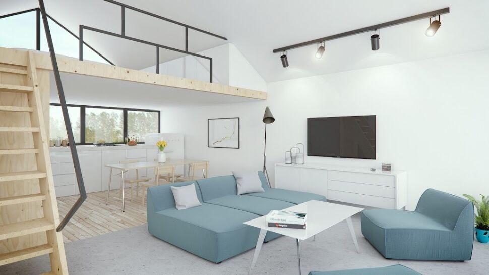 Projekt domu na wodzie w Szczecinie