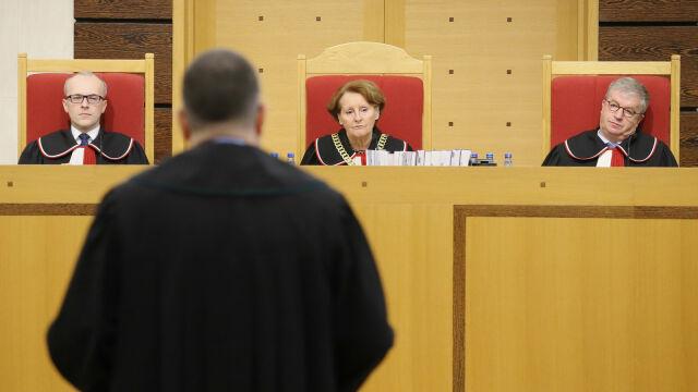 Wyrok Trybunału Konstytucyjnego. Część III