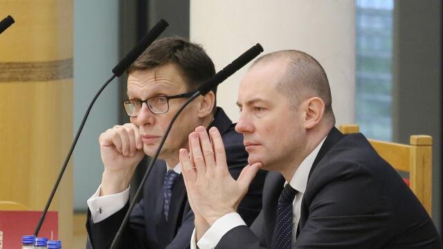 Ast: Sejm szanuje decyzje Trybunału Konstytucyjnego i absolutnie się zgodzi z dzisiejszym wyrokiem