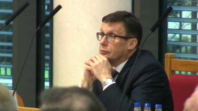 Ast: Sejm nie zdążył niestety przygotować stanowiska w tej sprawie