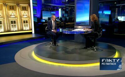 Magierowski: nie podoba mi się ton oświadczenia Rady Europy
