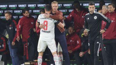 Trener Bayernu o spekulacjach dotyczących odejścia