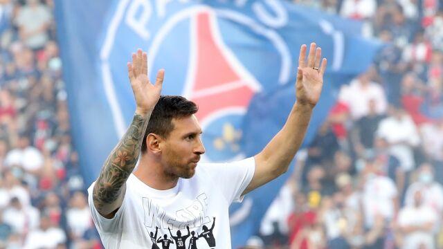 Ujawniono zarobki Messiego w PSG