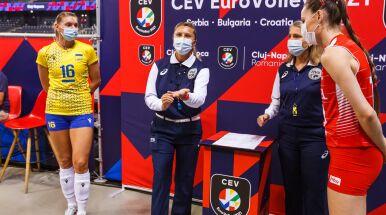 Sędzia mdleje, mecz przerwany. Dramat na mistrzostwach Europy