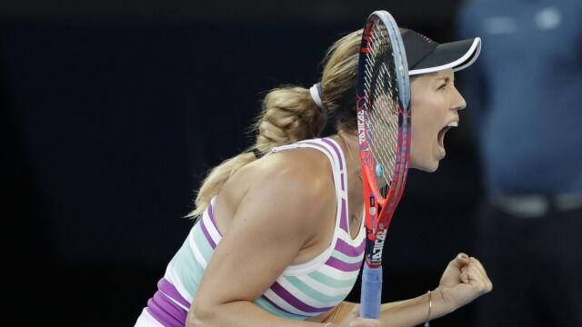 Skończyła dziennikarstwo, wygrywała turnieje uczelniane. Powalczy o finał Australian Open