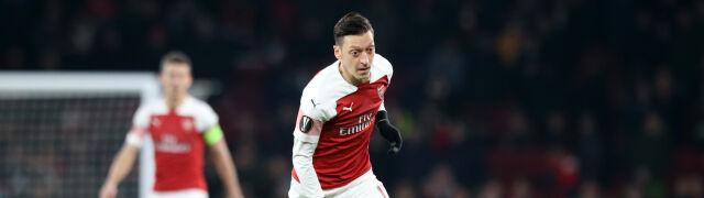 Oezil napisał o Ujgurach, Arsenal się odciął, ale było już za późno