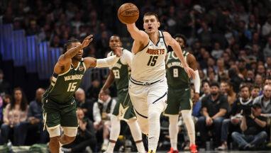 Serbski gwiazdor NBA z koronawirusem. Spotkał się z Djokoviciem