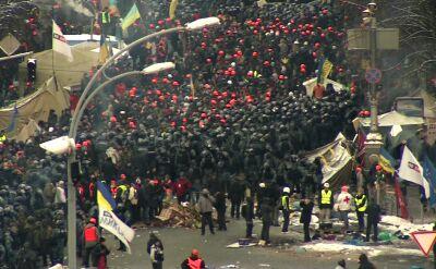 """""""Każdy, kto chce żyć na Ukrainie chce coś zmienić, a Majdan dawał taką możliwość"""""""