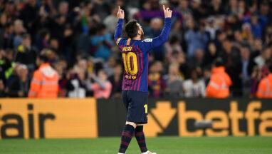Święto w Barcelonie. Rezerwowy Messi przypieczętował tytuł