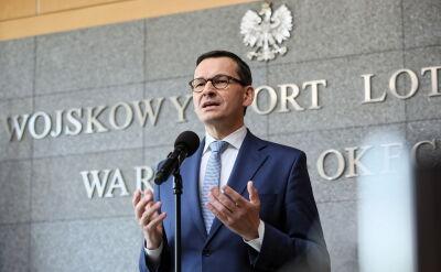 Premier: nie mogliśmy sobie pozwolić na niepewność dla maturzystów w sprawie matur