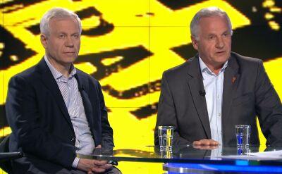 Bujak i Jurek o debacie oświatowej i patronacie prezydenta. Cała rozmowa