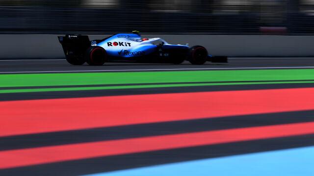 5d3c73be8c6e9b Grand Prix Azerbejdżanu. Kubica ukarany, był ostatni. Wygrał Bottas ...
